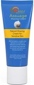 Natural Shaving Cream for Sensitive Skin