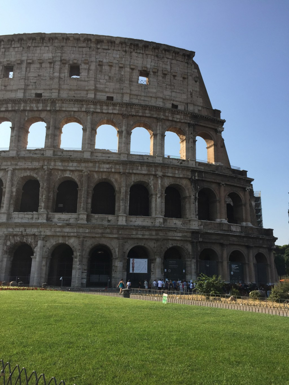 RomeItalyColosseum