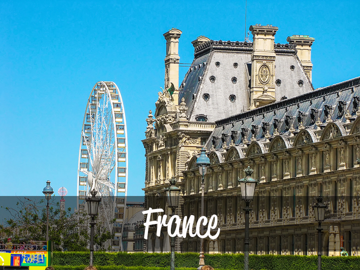 Trimm Travels: France