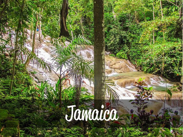 Trimm Travels: Jamaica