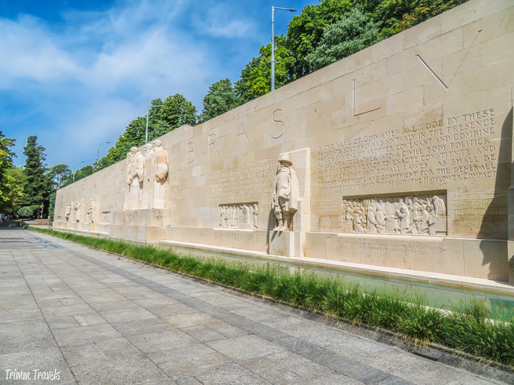 Reformation Wall Geneva