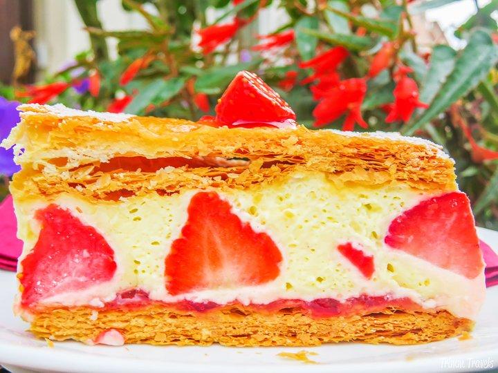 Wolfisberg Geneva Dessert