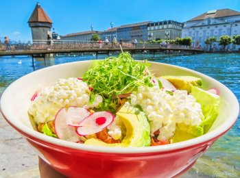 Best Restaurants Lucerne Switzerland