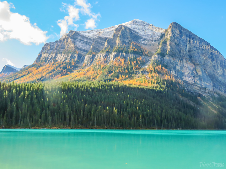 When To Go To Lake Louise