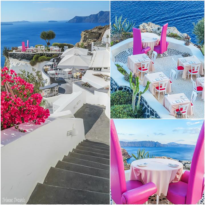 Scenic Santorini
