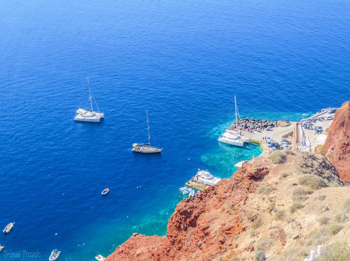 Best Hotels Restaurants Santorini Greece