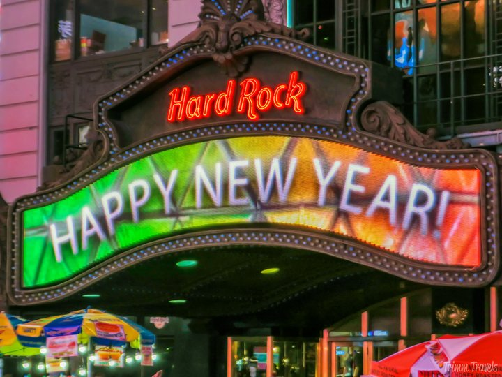 NYE in NYC: Watch The Ball Drop Without The Crowd
