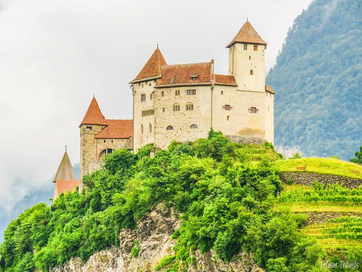 Liechtenstein Trimm Travels First Year Birthday Blogversary