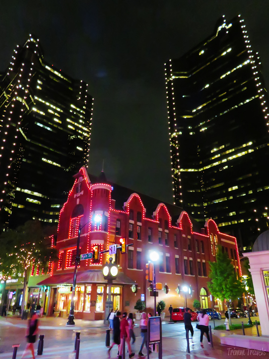 best restaurants attractions fort worth texas