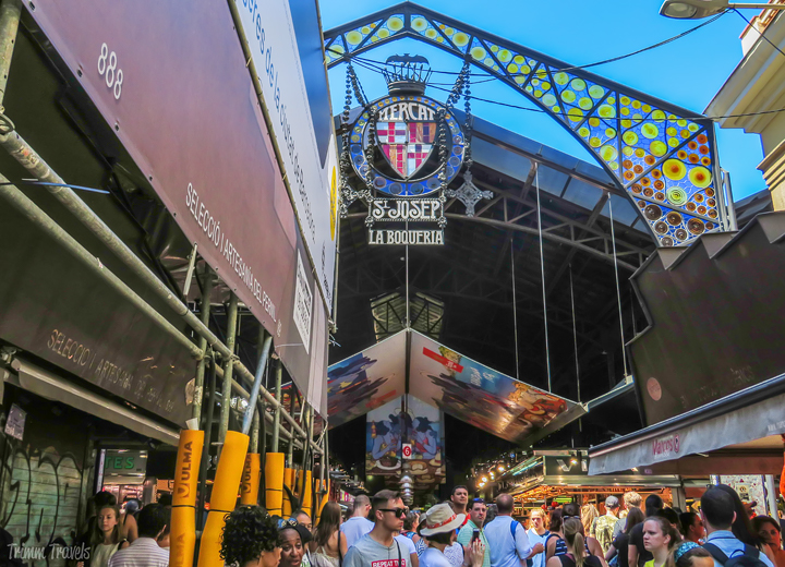 La Boqueria Best Places to See First Time Visitor Barcelona Spain