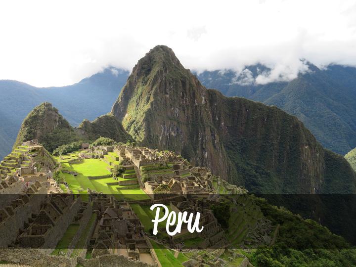 Trimm Travels: Peru