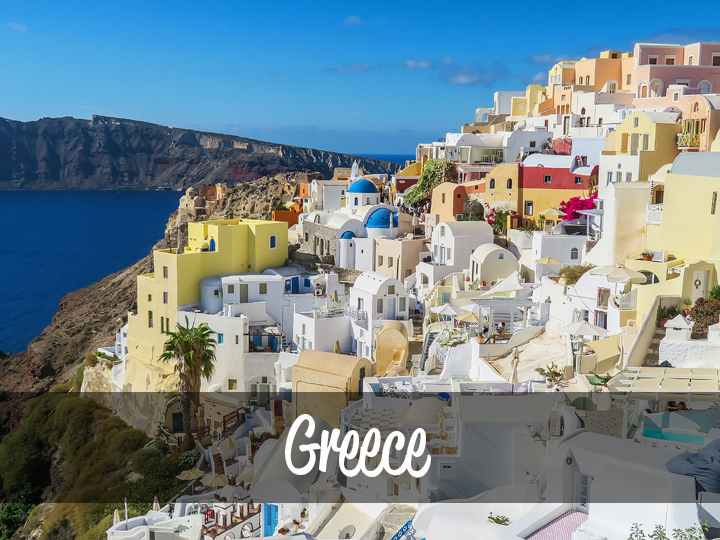Trimm Travels: Greece