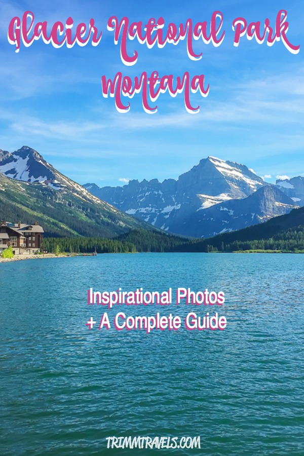 """Find out why I call Glacier National Park a """"national park darkhorse"""" and why I feel it is underrated. Check out my inspirational photos and great guide! #glaciernationalpark #gnp #nationalpark #nps #park #montana #usa #guide #travelguide #traveltips #wildlife"""