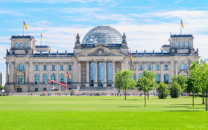 Berlin, Germany is full of history. The city's unity is still a somewhat recent historical event. I had been wanting to visit Berlin for some time and finally got a chance on a Baltic Sea cruise. Because I only had a little time, I had to maximize my visit. These landmarks are what to see in Berlin in one day! #berlin #germany #europe #itinerary #attractions #whattosee #destinations #travel
