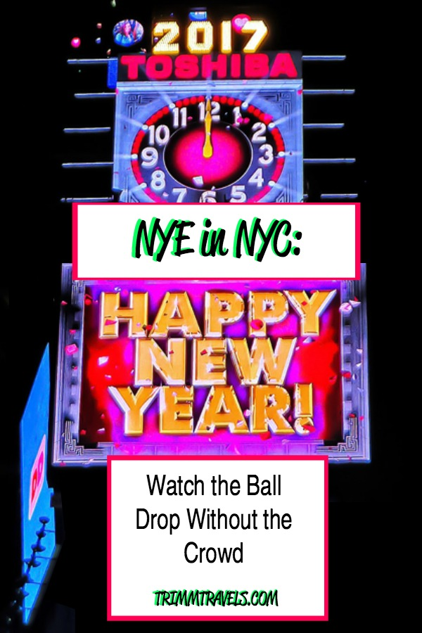 Where Does The Ball Drop In Nyc