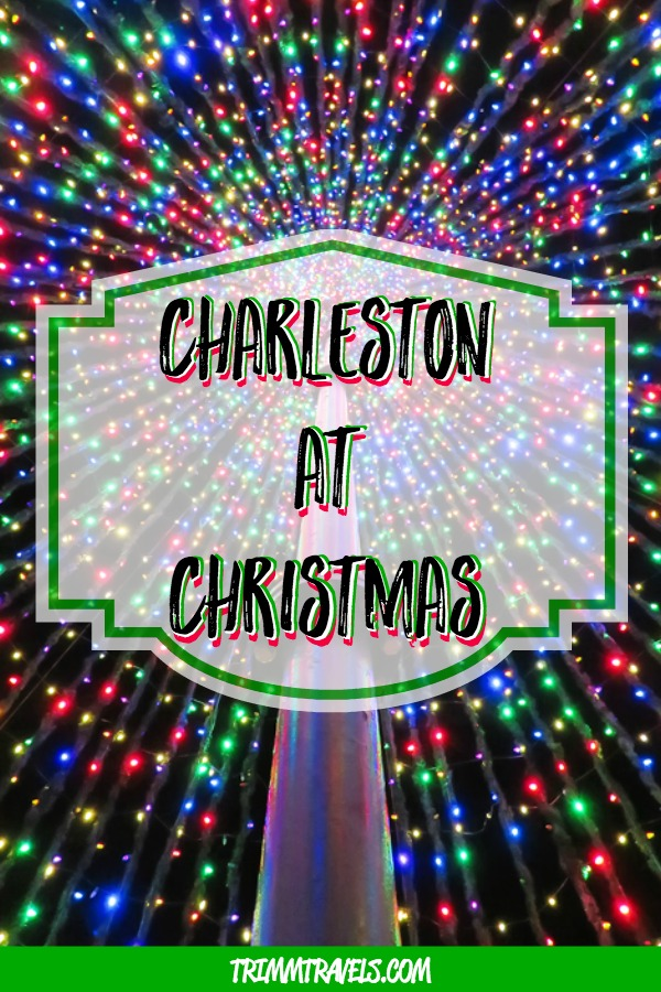 If you're traveling to Charleston at Christmas, you're in for a real treat. The city comes alive with true southern holiday charm and there's so much to do! #charleston #southcarolina #unitedstates #christmas #holiday #travel #destination #inspiration
