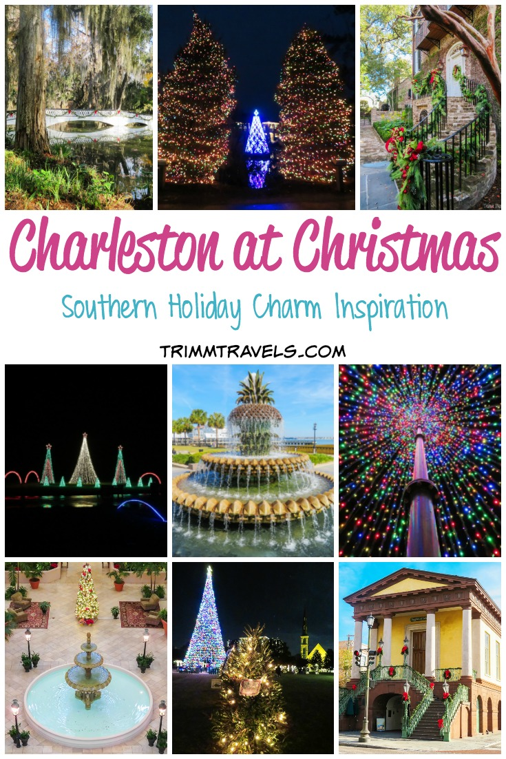 Southern Christmas Show 2020 Charleston Sc Charleston at Christmas: Southern Holiday Charm Inspiration