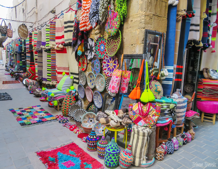 This Moroccan beach town may not be on your radar, but it should be. See what the best things to do in Essaouira are and why it should be on the itinerary! #essaouira #morocco #africa #coastal #beachtown #northafrica #moroccan #maroc #thingstodo #travel #destinations