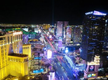 Best Views in Las Vegas: 4 Amazing Places to See the Strip at Night