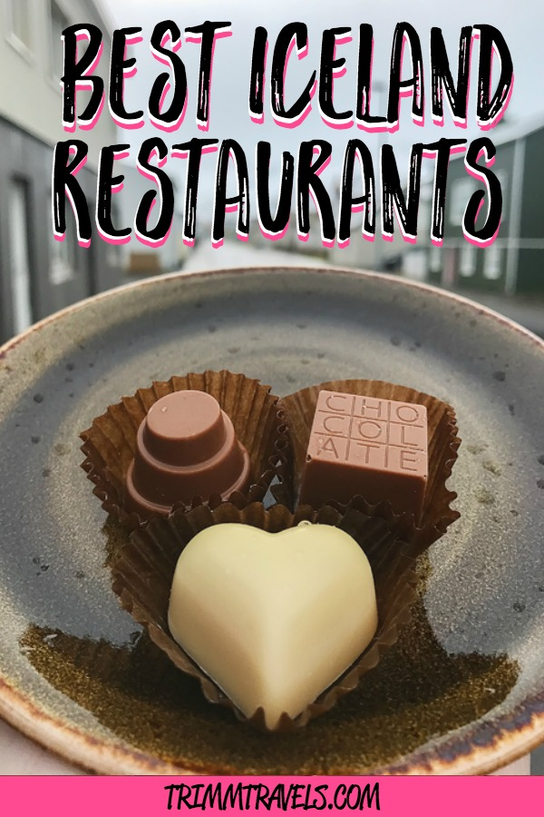 If you're heading to Iceland and planning to tour the entire country, here's my guide to the best Iceland restaurants including prices to help you budget! #iceland #icelandic #food #foodie #restaurants #wheretoeat #eat #reykjavik #europe #travel #destinations