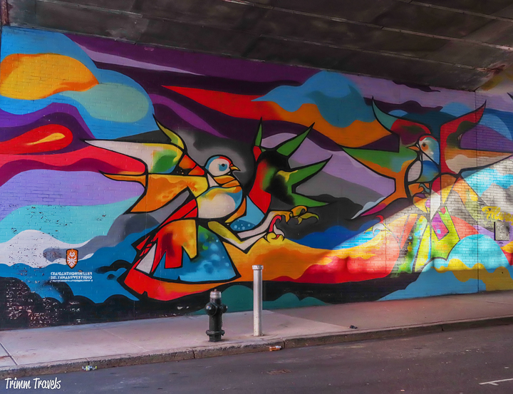 Where To Find The Coolest Street Art In New York City