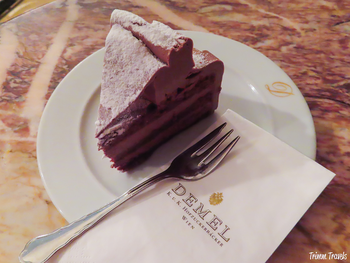With so many fabulous places to eat, where to start? Thankfully, I ate my way through the city and found the best cafes in Vienna plus the best hotels too! #cafe #cafes #vienna #wien #austria #food #restaurants #foodie #hotels #accommodations #travel #europe