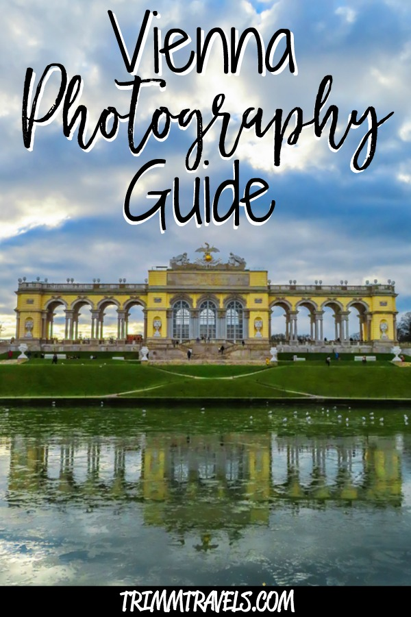 Vienna is a gorgeous European city. So, capturing it on camera is fairly simple. Use my Vienna photography guide for the best places to get iconic photos! #vienna #photography #guide #wien #photos #tips #austria #travel