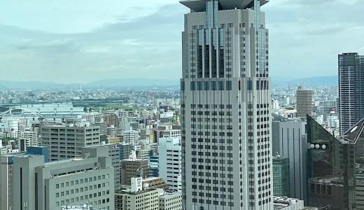 【アフターコロナ】ホテル阪急インターナショナルのラグジュアリースーペリアツインの部屋に滞在