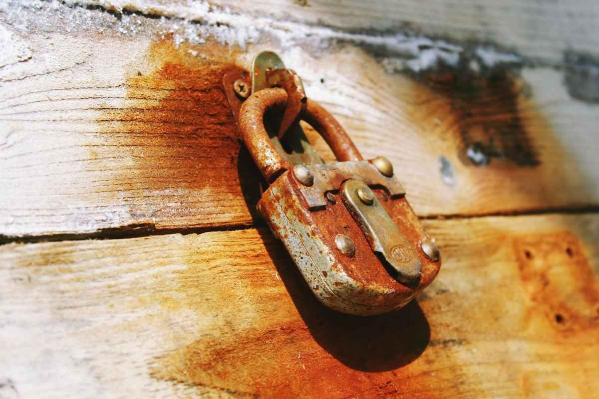 access antique bolt close