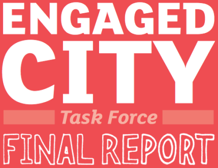 Engaged City Task Force cover