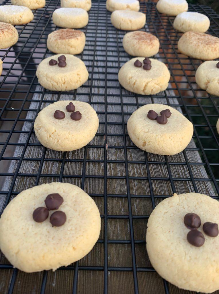 keto cream cheese cookie dough