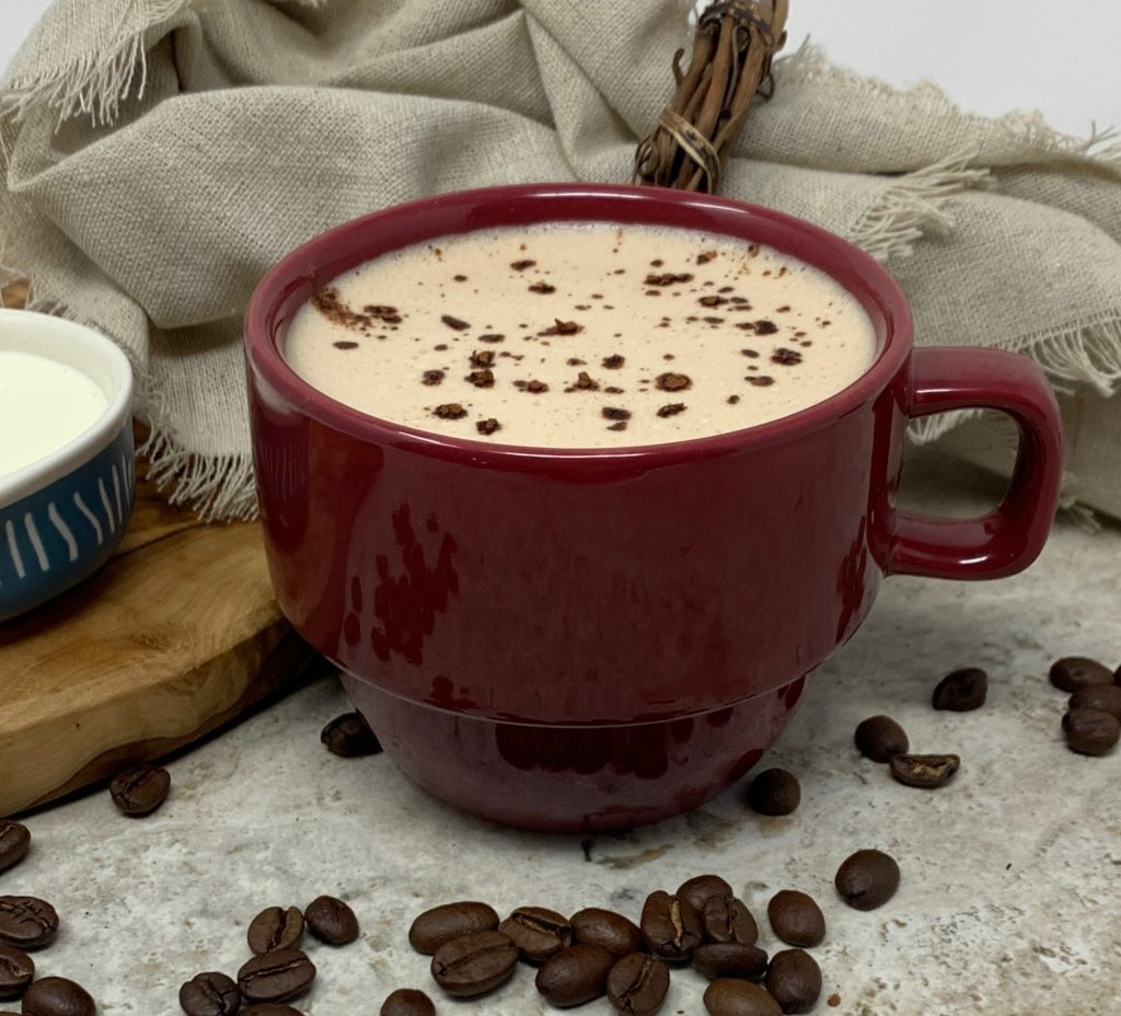 Keto Chocolate Bulletproof Coffee