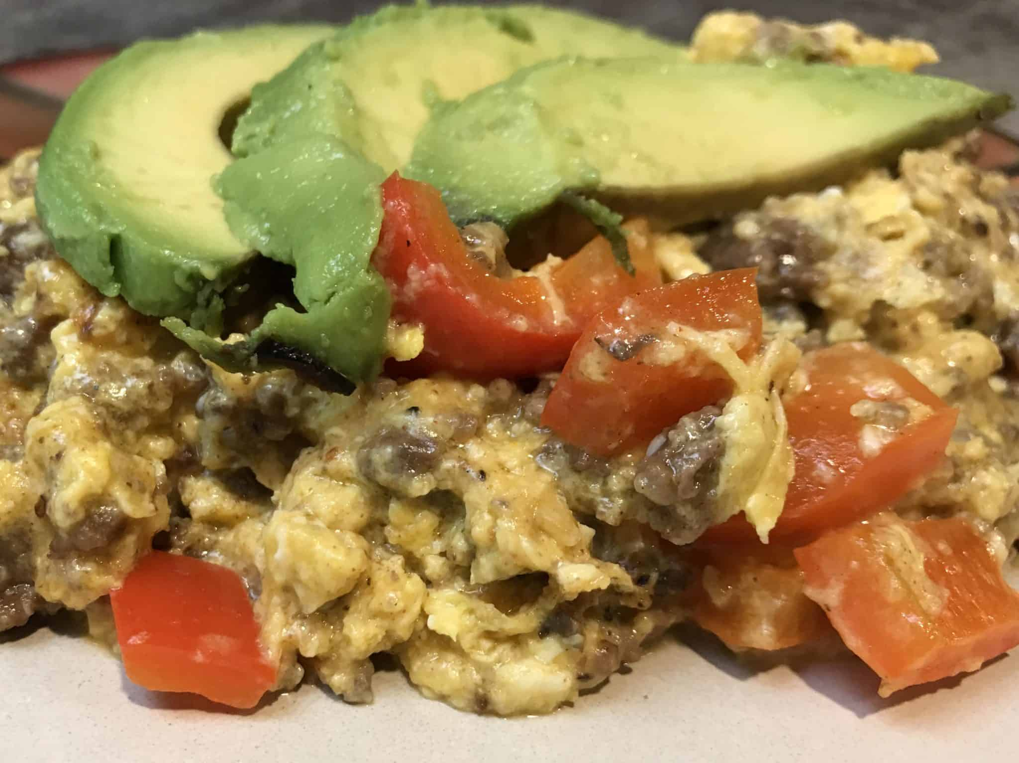 Southwestern Skillet Breakfast