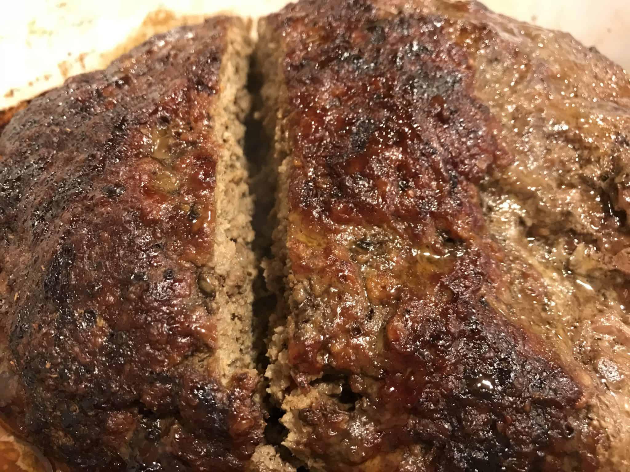 Easy Keto Meatloaf