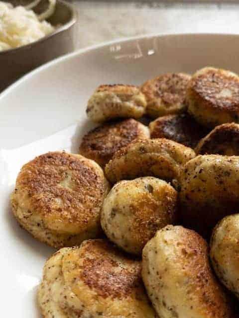 Keto Garlic Gnocchi