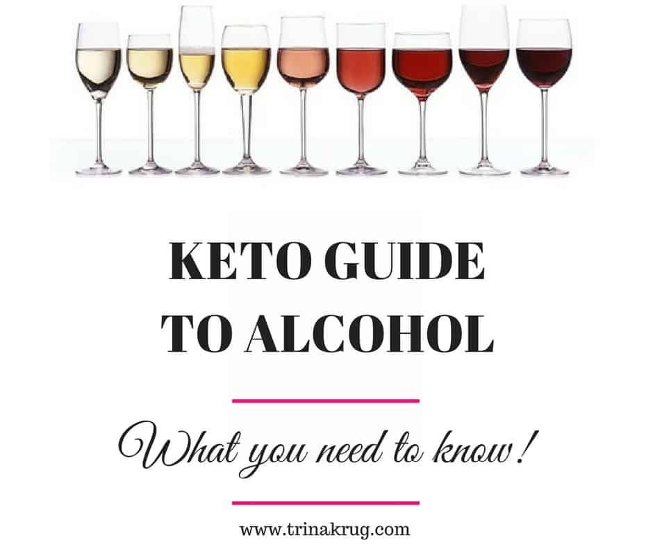 Ketogenic Diet and Drinking Alcohol