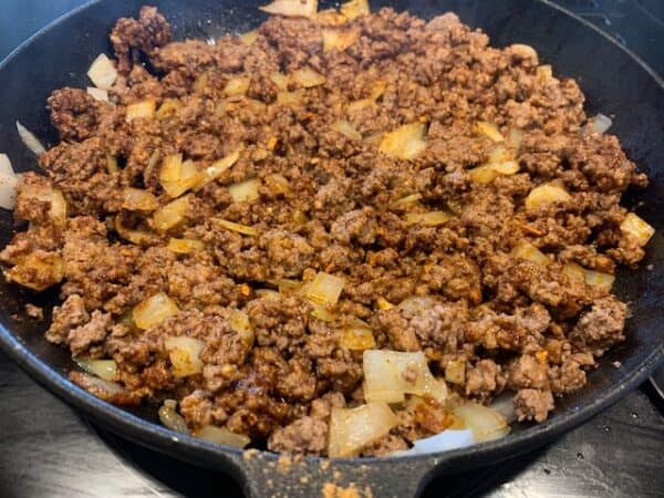 How to make keto taco casserole