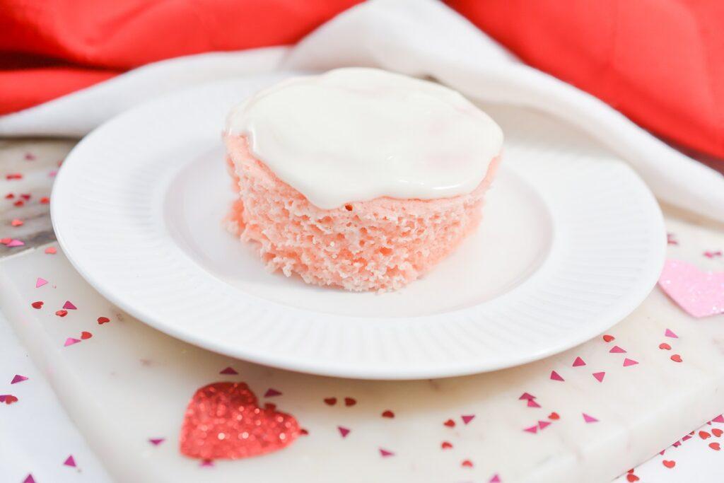 Keto Peppermint Mug Cake