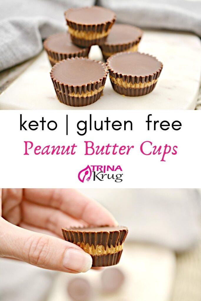 Keto Peanut Butter Cups