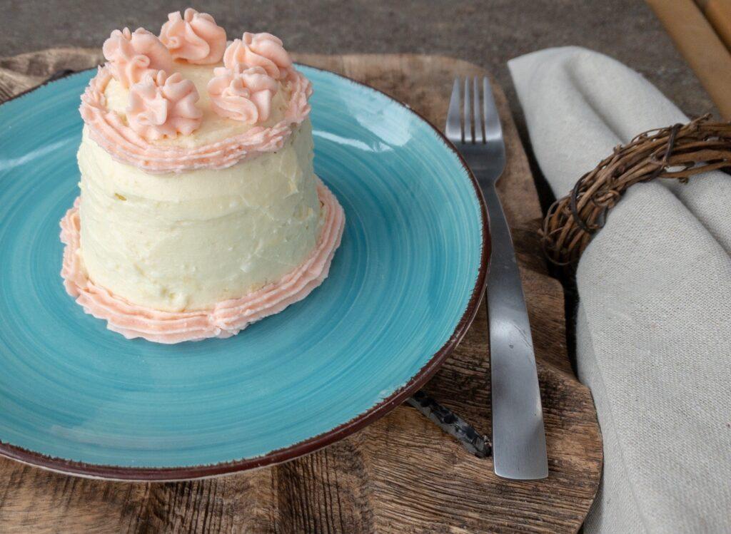 Keto Single Serve Cake