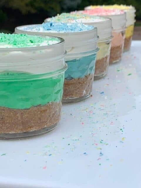 Keto Coconut Cream Cups