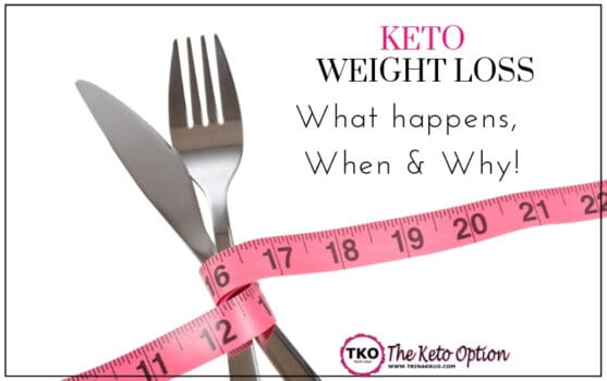 Keto and Weight Loss – What Happens and When?
