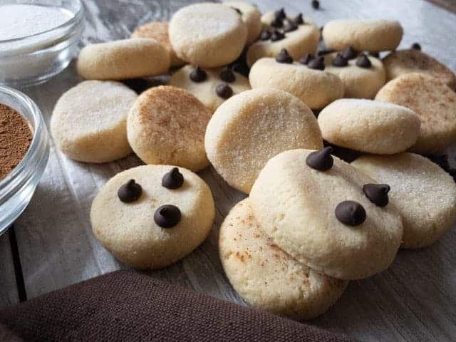 Keto Cream Cheese Cookies