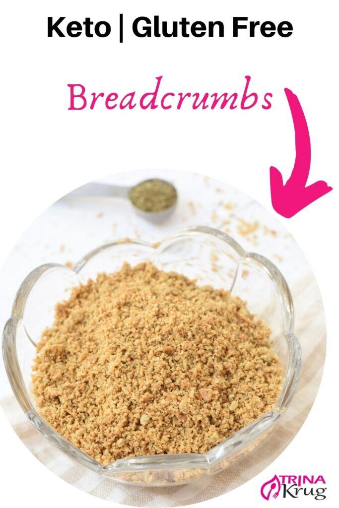 Keto Breadcrumbs Low Carb Keto Gluten Free Trina Krug