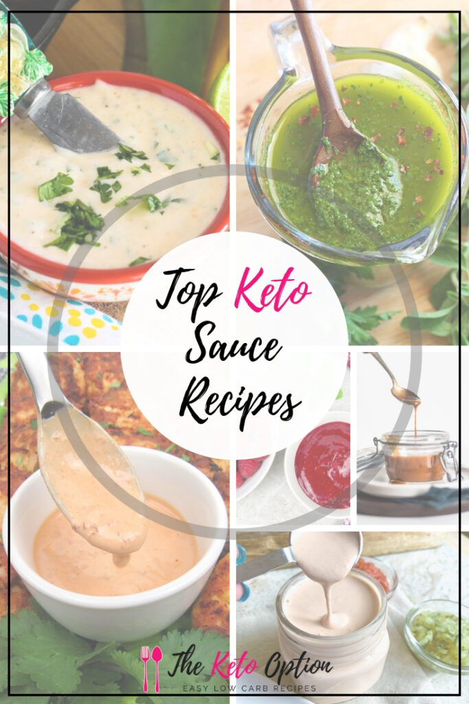 Top Keto Sauce Recipes