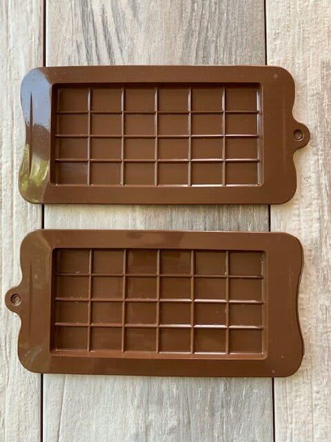 Salted Chocolate Bar with Pumpkin Seeds