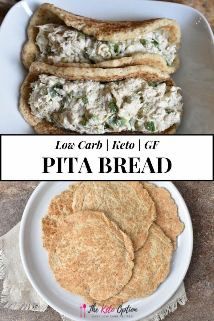 Keto Pita Bread