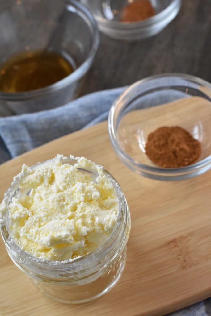 How to Make Homemade Maple Cinnamon Butter