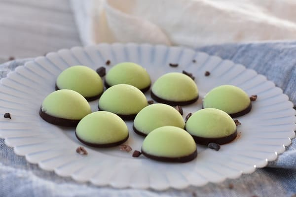Copycat Andes Mint Chocolate