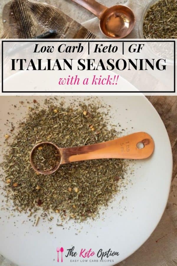 How to Make Italian Seasoning with a Kick